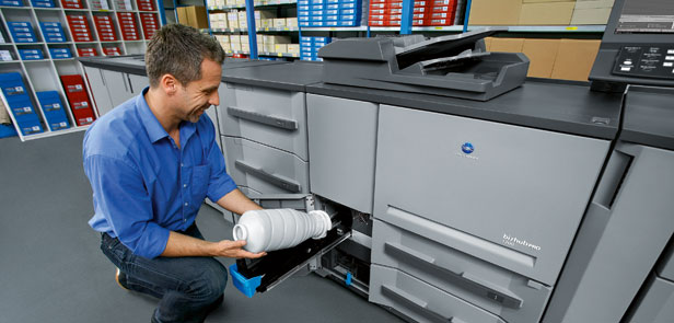 Commercial Printers