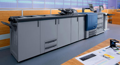 Color Production Print Systems